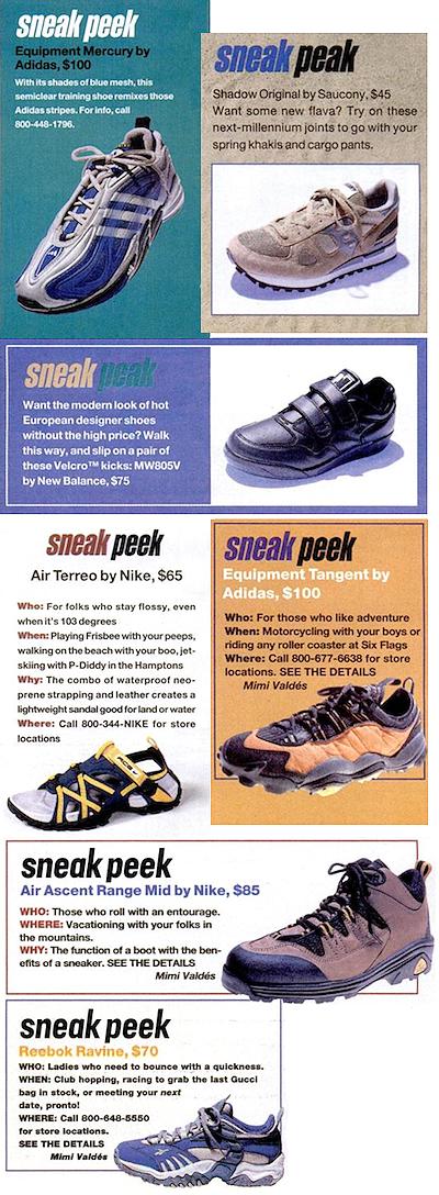 Vibe Magazine 1999 01/11 Sneak Peek
