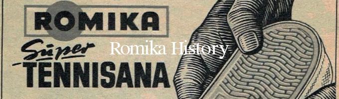 romika history