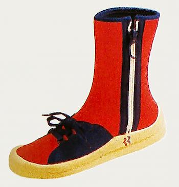 Romika surf boots 1984
