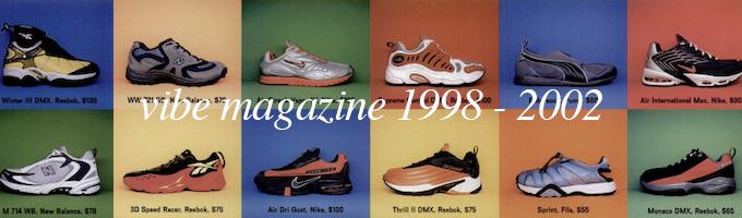 Vibe Magazine 1998 - 2002
