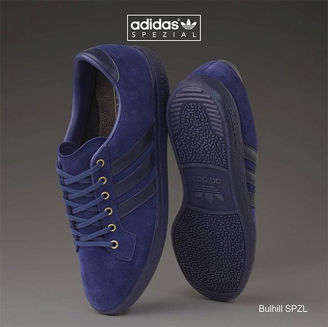 adidas Bulhill SPZL (Dark Blue)