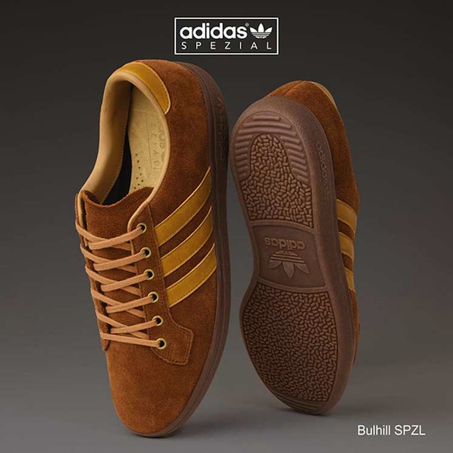 adidas Bulhill SPZL (Brown)