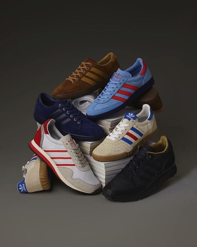 adidas Spezial 2016AW footwear