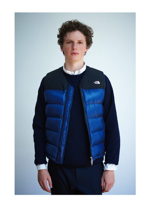 The North Face Purple Label Light Nuptse Vest