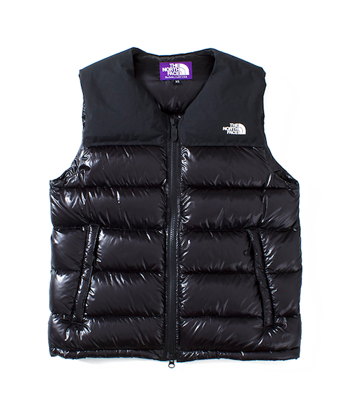 The North Face Purple Label Light Nuptse Vest