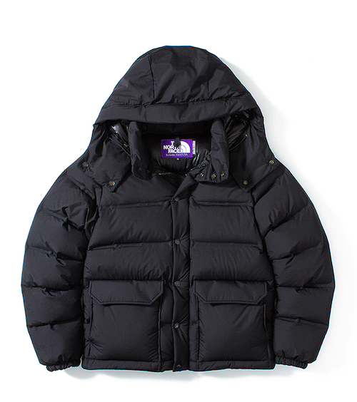 The North Face Vertical Sierra Parka Black
