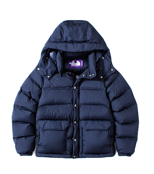 The North Face Vertical Sierra Parka Navy