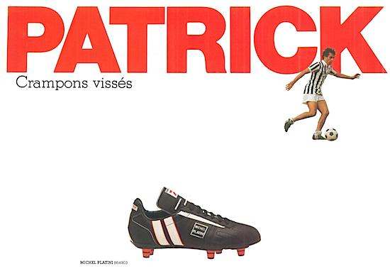 Patrick Football Rugby Catalog 1986