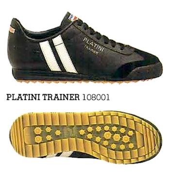 Patrick Platini Trainer