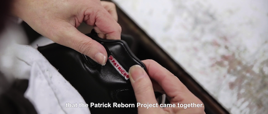 Patrick reborn Project