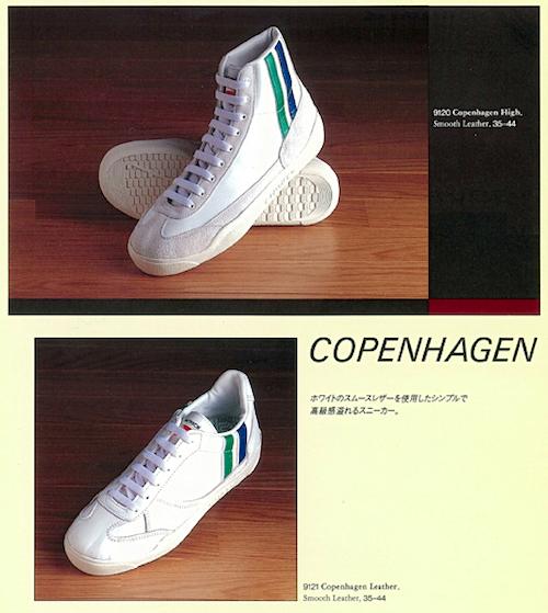 Copenhagen Leather