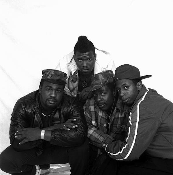 Afrika Bambaataa & The Soul Sonic Force (1982)