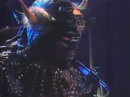 "Afrika Bambaataa ""Planet Rock"" (1982)"