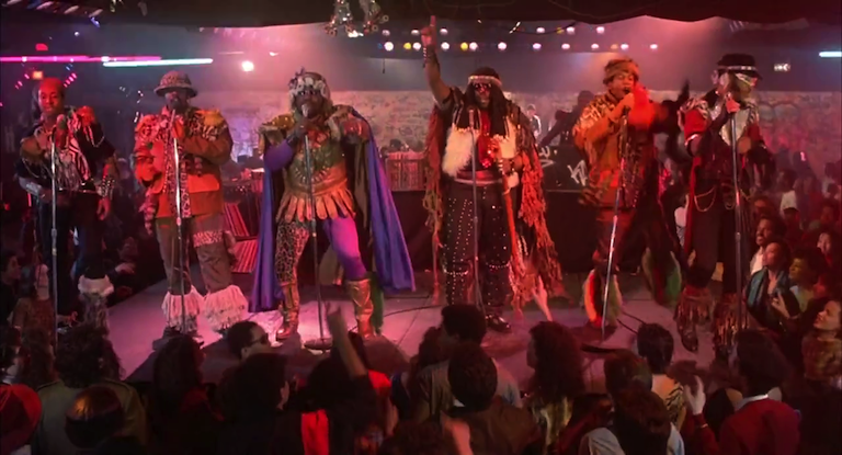 Afrika Bambaataa & Soulsonic Force With Shango (1984)