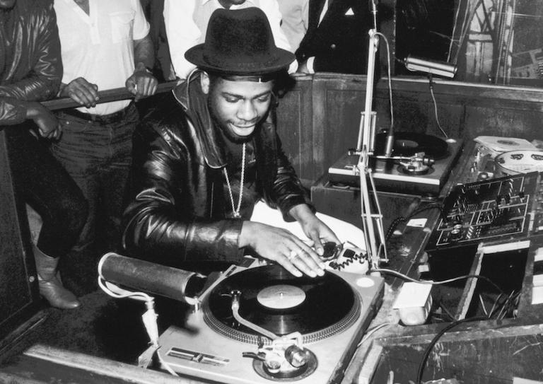 Jam Master Jay (1980s)