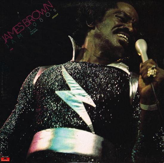 James Brown - Jam 1980's (1978)