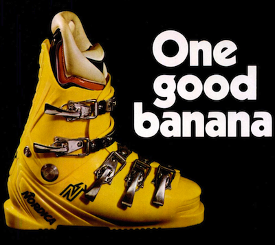 Nordica Astral Slalom Banana boot