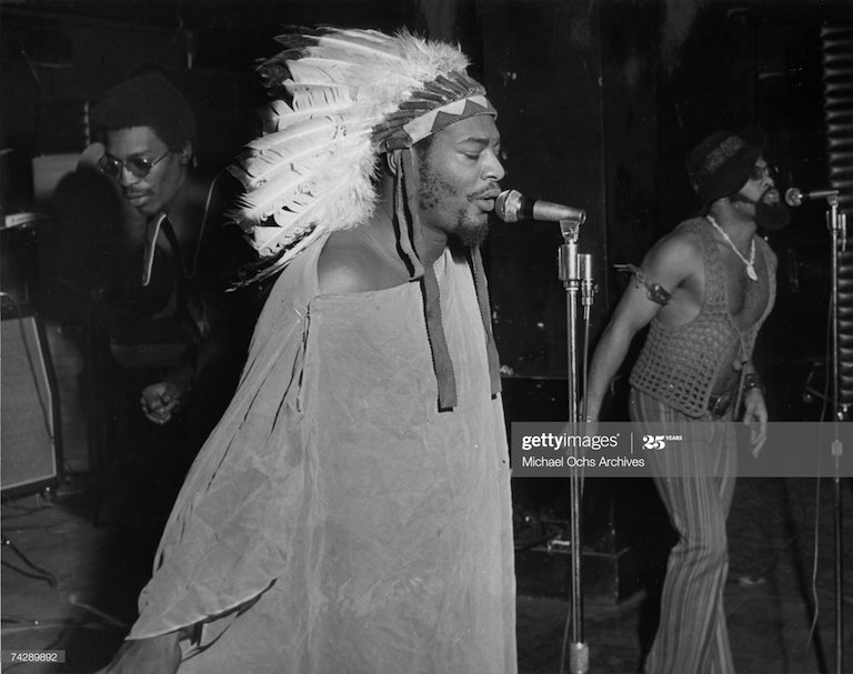 Ray Davis, George Clinton, Fuzzy Haskins (1969)