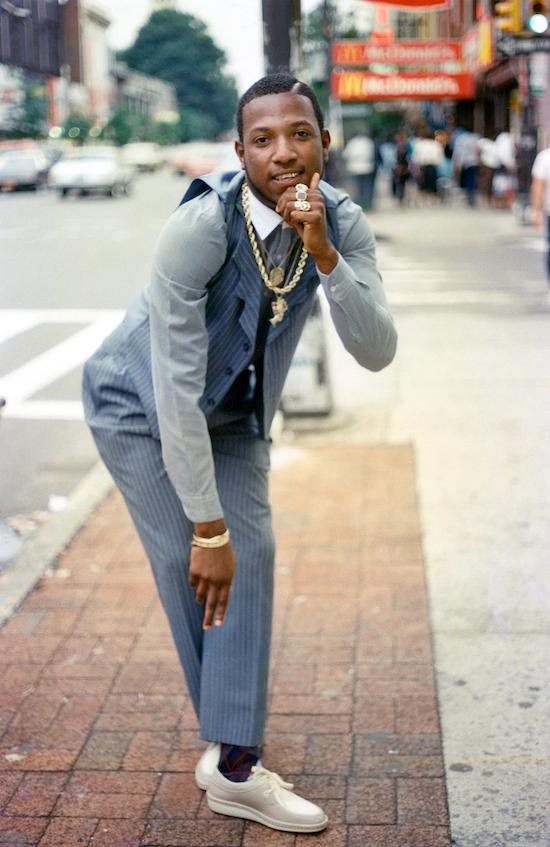 Rude Boy Style, East Flatbush, Brooklyn, NYC (1980)