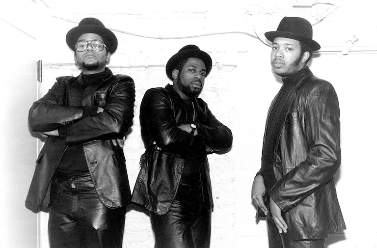 Run DMC at Mandel Hall Chicago Illinois (1985)