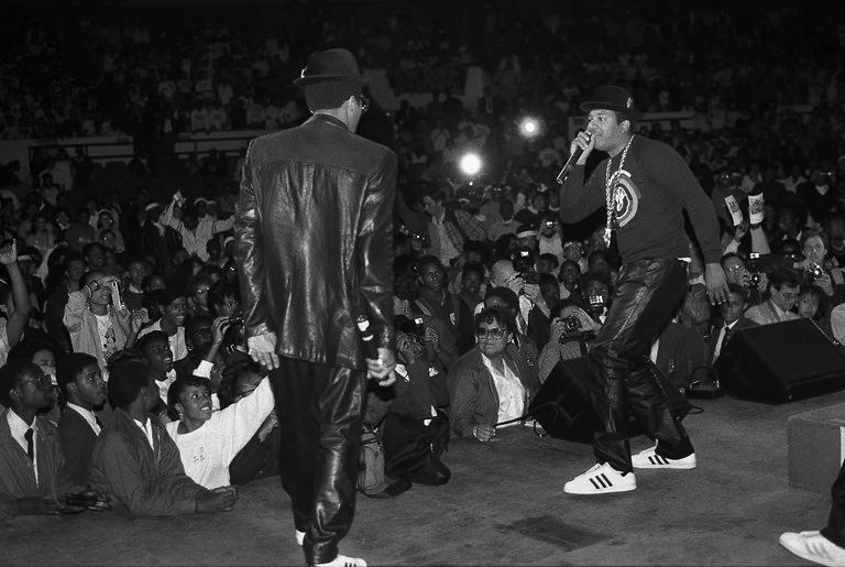 Run-DMC at Madison Square Garden (1986)