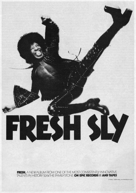 Sly Stone (Sly & The Family Stone) (1973)