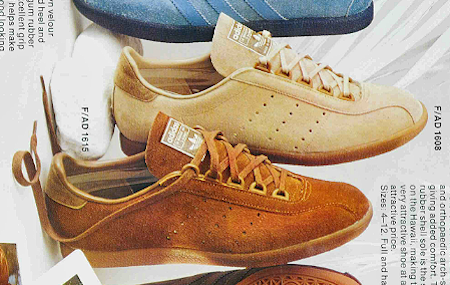adidas Monterrey and Uncas