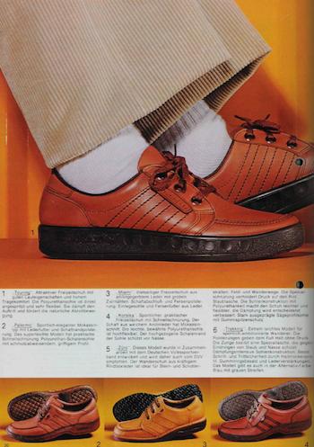 adidas catalog 1981