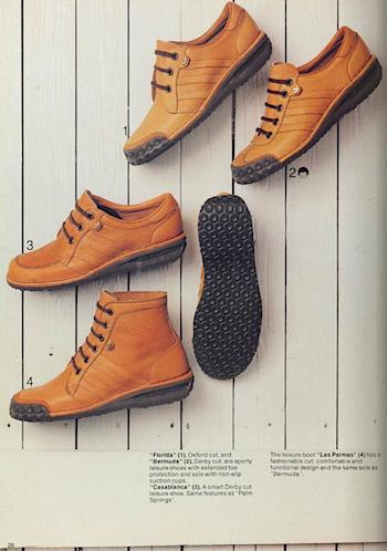 adidas Sports catalog 1979