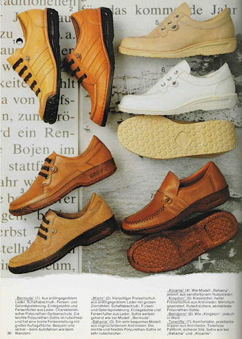 adidas Sports catalog 1980