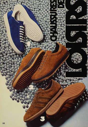 adidas French catalog 1977