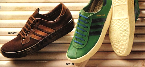 adidas Trimm trab and Rimini