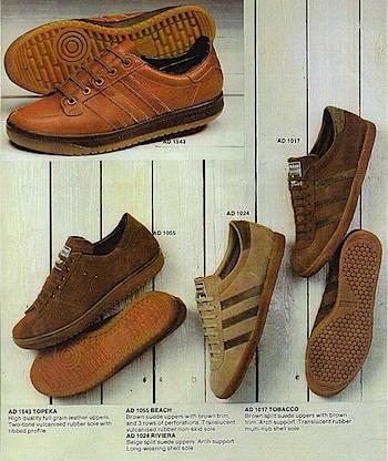 adidas USA catalog 1979
