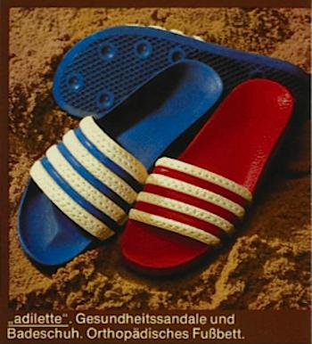 adidas Adilette (1977)