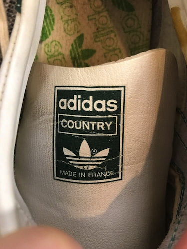 "Adidas Country ""Made in France"""