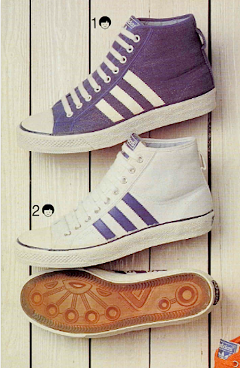adidas San Remo and Nizza 1979