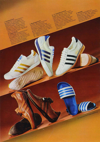 adidas German catalog 1974
