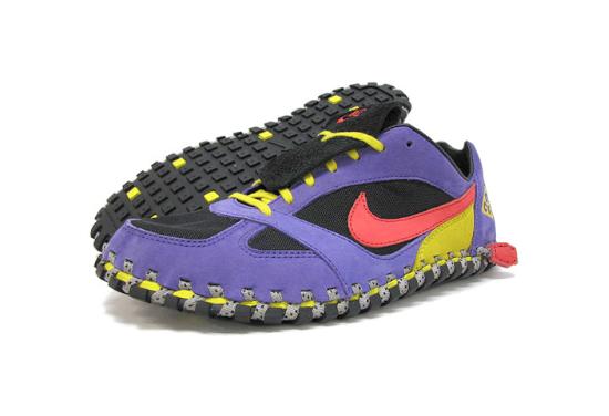 Nike Terra CI Black/Sunburst/Purple
