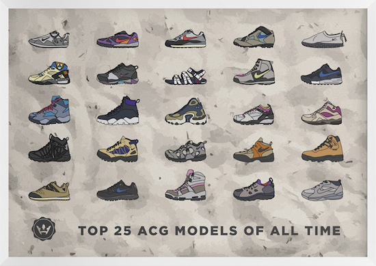 Top 25 ACG Models of all time