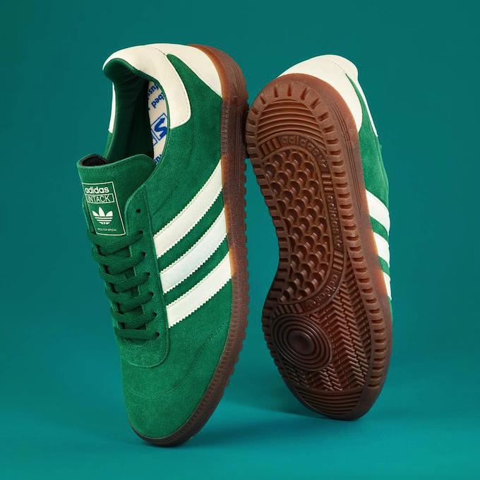 adidas Intack SPZL (Dark Green)