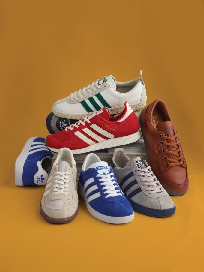 adidas Spezial 2017SS footwear