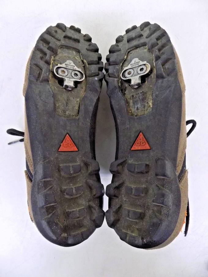 Nike Pooh Bah ACG Mountain Bike Cycling Shoes (1995)