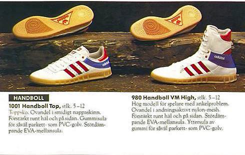 adidas Swedish catalog (1989)