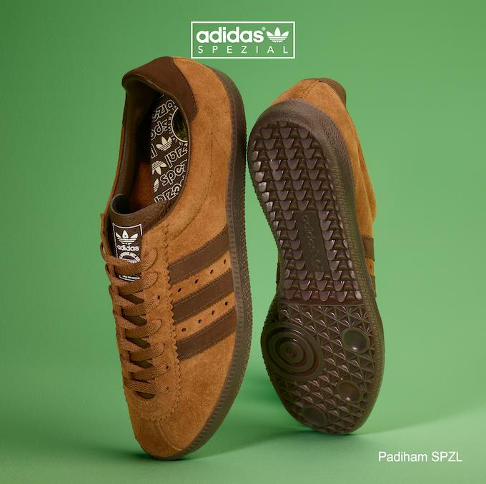 adidas Padiham SPZL (Timber / Dust Cargo / Gum)