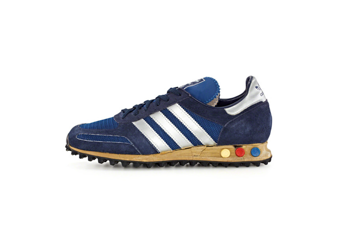 "adidas L.A. Trainer ""Made in West Germany""(c.1980)"