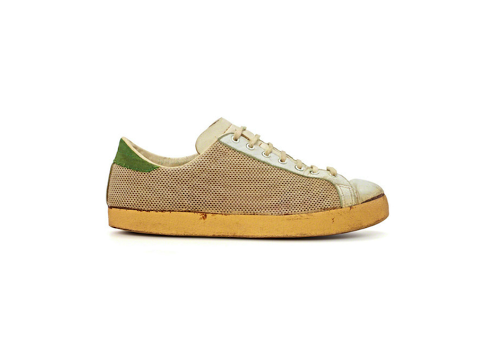 adidas Rod Laver (made in France, 1969)
