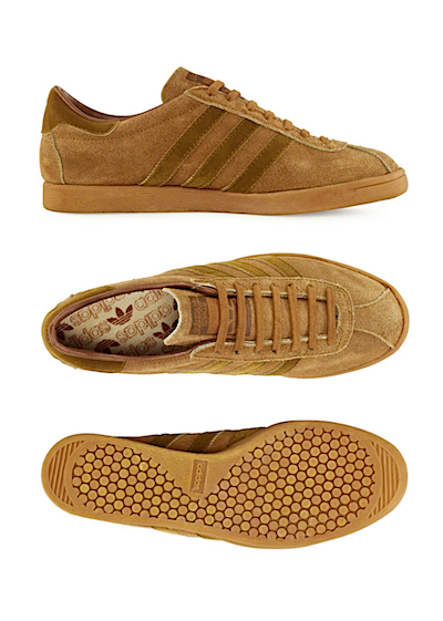 "new style 144b0 fbd0d adidas Tobacco ""Made in France"" via. adidas"