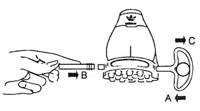 vario-shock-absorption system