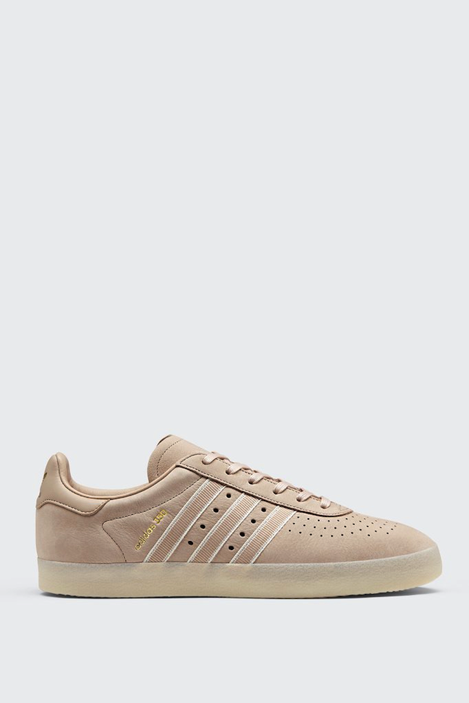 ADIDAS x OYSTER 350 SNEAKER (ASH PEARL)