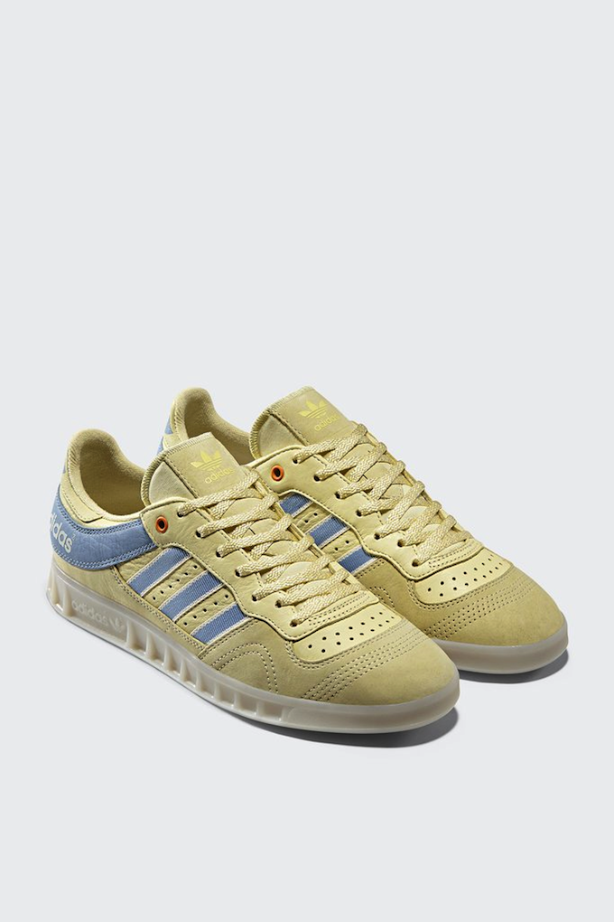 ADIDAS x OYSTER HANDBALL TOP SNEAKER (YELLOW)